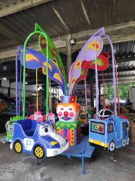odong mobil remot komedi putar safari kereta full lampu hias 11