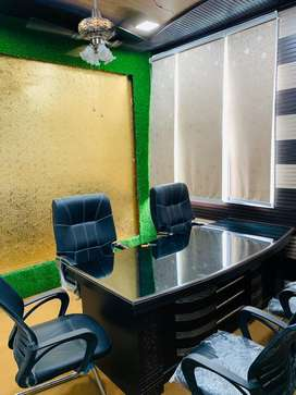 Furnished office cabins / office space