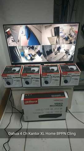 Paket CCTV full HD & Infrared berkualitas Balikpapan