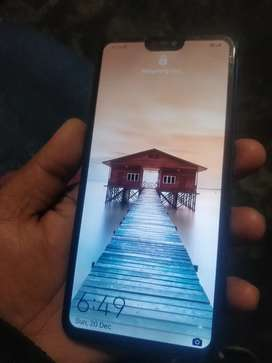 Honor 8x ( 6gb ram 128 gb rom