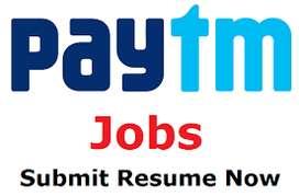 Paytm process jobs in Delhi