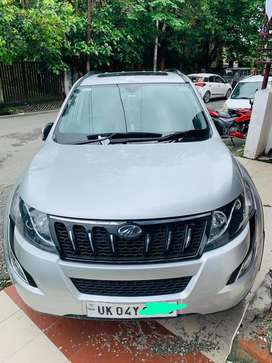 Mahindra XUV500 W10 Diesel 2017 Good Condition 48200 Km Driven
