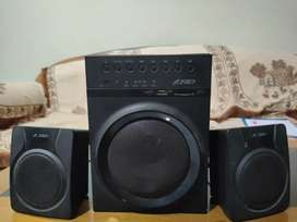 5.1 Multimedia speaker premium quality bass