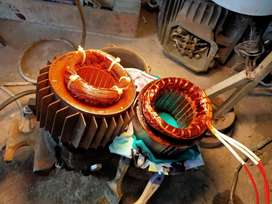Rewinding motor jasa