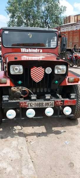 Modified best jeep
