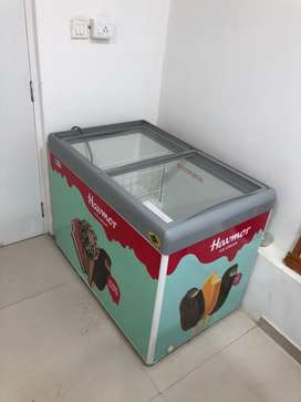 DEEP FREEZER ISED BY HAVMOR ICECREAM