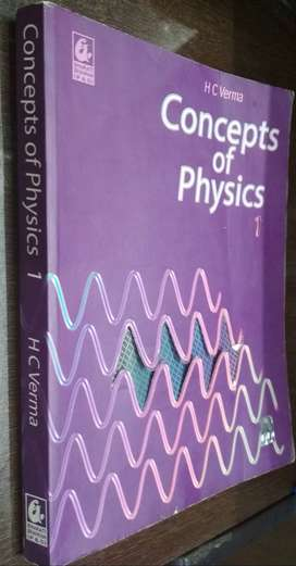 Concept of Physics Part-1 by H.C Verma