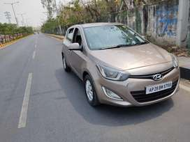 Hyundai i20 1.4 Sportz, 2013, Diesel