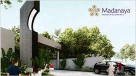 Ruko siap bangun. Madanaya Modern Residence Batang.