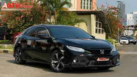 All New Civic Turbo 1.5 E CVT HB Hatchback 2017 Akhir KM 20Rban