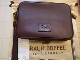 Clutch Braun Buffel Raznor Brown