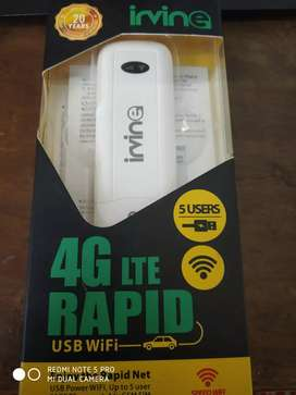 Selling a 4G irvine dongle