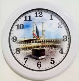 Jam Dinding Ogana Putih