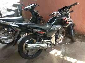 Dijual cepat honda tiger thn 2012  barang masih mulus