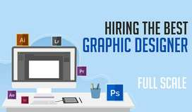 Looking for Graphic / Web Designer