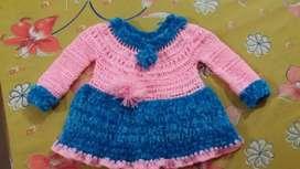 Kids woollen cloth