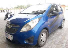 Chevrolet Beat LS- Great condition- Blue line