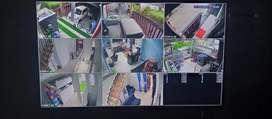 Paket CCTV plus pasang bergaransi 1 tahun rusak ganti baru