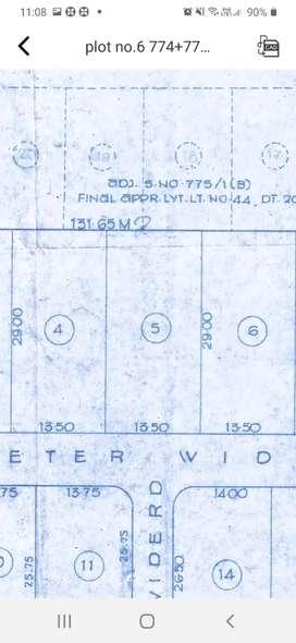 468 sqyds plot to sale at karmyogi nagar