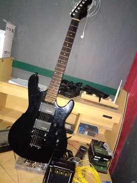 Jual Cepat Gitar Elektrik / Listrik Fender Custom