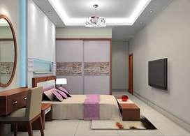 Dekorasi Ruang Dengan Plafon Gypsum
