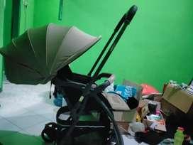 Stoller Premium Babyele satelit.