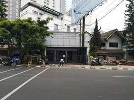 Ruko di Setiabudi bandung 2 lantai strategis buat kantor