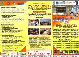Paket Umroh bersama kurma travel