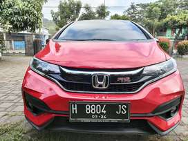 Honda jazz rs 2019 matic odo 28 ribu