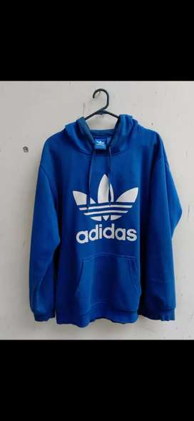 Adidas trifoil hoodie