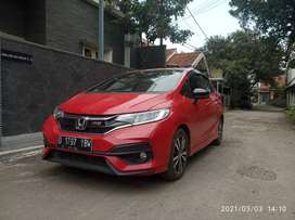 Honda JAZZ RS E CVT 2019/2020  KM. 11rb