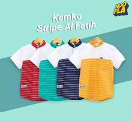 Hoofla-kemko stripe alfatih kuning