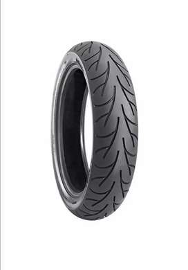 Tubeless continental tyre