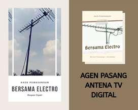 Specialist menerima pasang sinyal antena tv murah sukatani