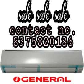 Sale bonanza! 1.5 tonnage split type ac o general in 29999/-
