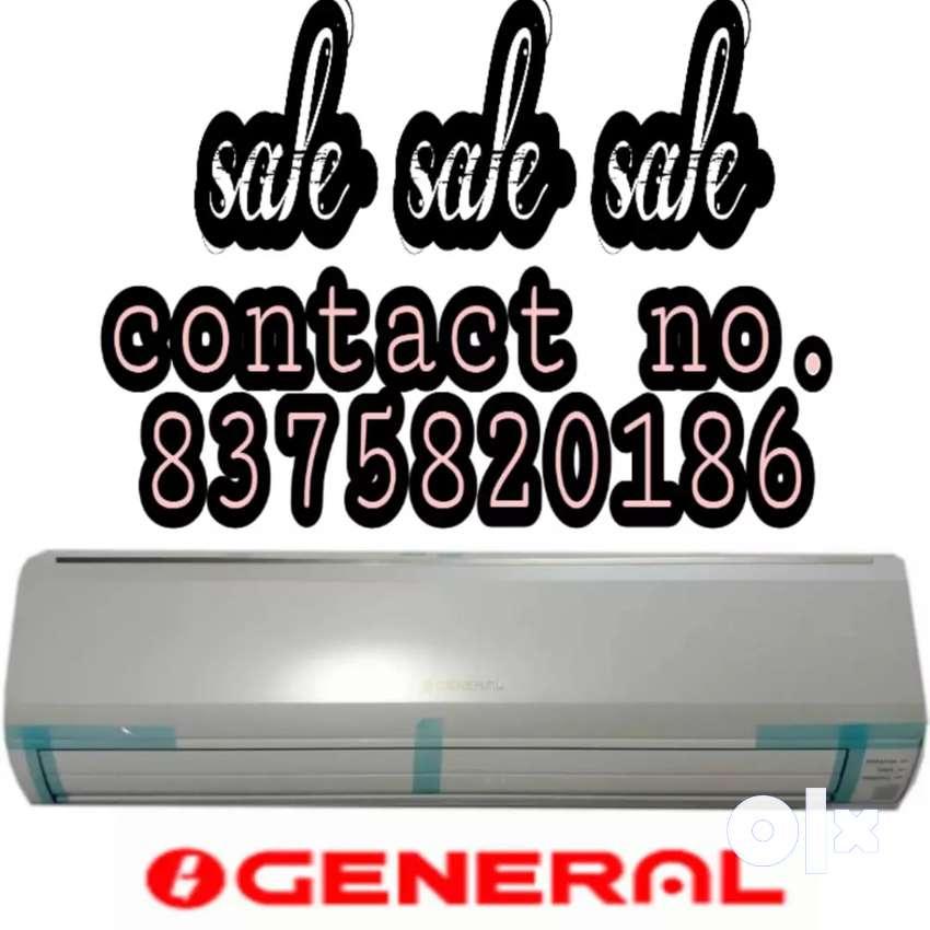 Sale bonanza! 1.5 tonnage split type ac o general in 29999/- 0