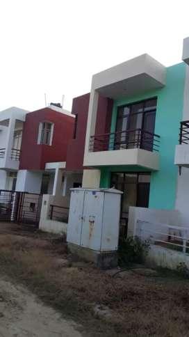 134 Sq Yard Duplex in Ansal Sushant City Only 40 lac