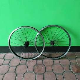 Wheelset 20 inch 406 sepeda lipat minivelo minion