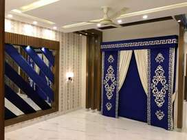5 marla double new house available for rent in pak arab society