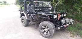 Hunter jeep ready for haryana