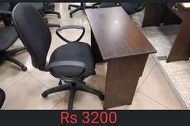 New Table and used Chair starting at Rs 3000