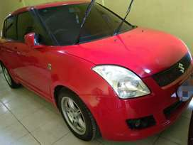 Suzuki SWIFT GL 2008 Manual
