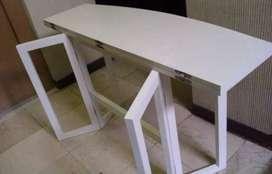 Meja lipat meja kafe meja bongkar pasang meja usaha meja jualan