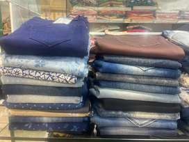 Ladies Denim / Tops / Kurtis / Dresses