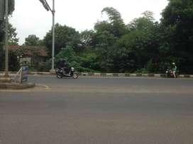 Dijual Tanah Murah Jl Raya Bogor Sukaraja dekat Samsat 23 Ha 3jt/m SHM