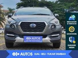[OLX Autos] Datsun Cross 1.2 CVT A/T 2018 Abu-abu