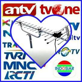 Melayani pasang antena tv digital cibinong