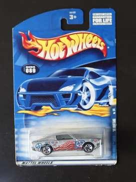 Hotwheels Mustang 1968 Hippie