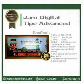 RRADY JAM DIGITAL TIPE ADVANCED