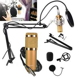 Excellent quality BM900 Professional Condenser Microphone Complete Set